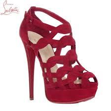 christian louboutin vente chaussure sandales larissa plato 150mm