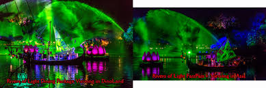 rivers of light dining package rivers of