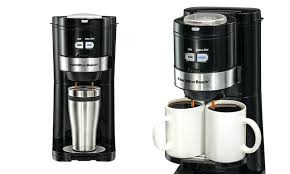 Grind And Brew Single Cup Coffee Maker Reviews Serve – TheWineRun