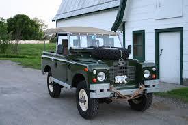 land rover series 3 off road 1973 land rover series 3 88 u2013 tin shack restoration