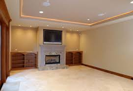 Finished Basement Contractors by Basement Renovations Awesome Fascinating Small Basement