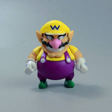 new super mario bros yoshi wario action figures vinyl doll model
