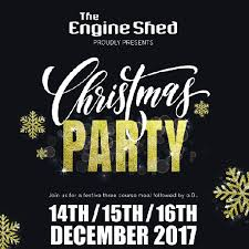 venue christmas party nights the engine shed wetherby thu