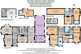 Stansted Airport Floor Plan by 6 Bedroom Detached House For Sale In High Street Harston