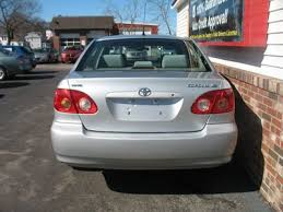 toyota 2006 le used 2006 toyota corolla le gas saver best buy at merrimack auto sales