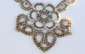 bead lace necklace images A work in progress jpg