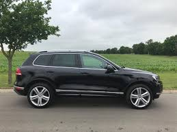 volkswagen touareg 2016 price used 2016 volkswagen touareg 3 0 v6 262ps r line plus bluemotion