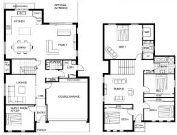 two story house floor plans 2 story house plans small storey floo luxihome