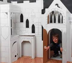 Build A Dream House Loop The Moon Or Your Block With Build A Dream Cardboard Playhouses