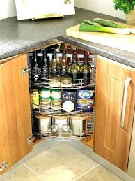 corner kitchen cabinet storage ideas corner kitchen cabinet organization inch deep kitchen cabinets inch