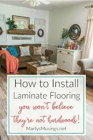 Diy Laminate Flooring How To Install Laminate Flooring Diy Tips And Tricks