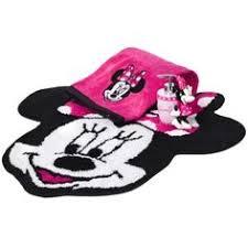 Disney Bath Rug Disney Minnie Mouse Flower Bath Rug Pink Bathroom Mat Girls