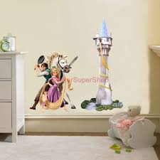 amazon com rapunzel tower tangled decal wall sticker decor art amazon com rapunzel tower tangled decal wall sticker decor art disney castle c253 giant home kitchen
