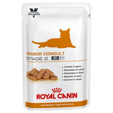 senior consult stage 2 high calorie royal canin feline vet care nutrition senior consult stage 2