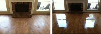 refinished hardwood floors before and after flooring ideas