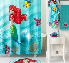 little mermaid bathroom decoration office and bedroom image of little mermaid bathroom set