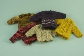 knitting greens and