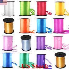balloon ribbon curling ribbon ebay