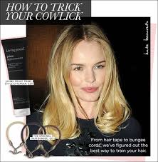 hairstyles for cowlicks women train a cowlick cowlick hair tape and mid length hair