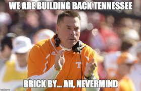 Best Football Memes - best tennessee football memes from the 2015 season