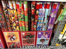 batman gift wrap batman news from legions of gotham new batman wrapping paper