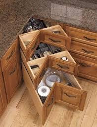Kitchen Corner Cabinet Storage Ideas - Kitchen corner cabinets