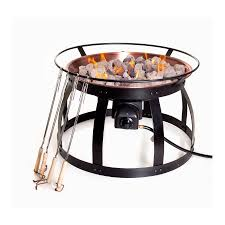 Propane Fire Pit Burners Exterior Appealing Patio Design With Exciting Lowes Fire Pit Kit