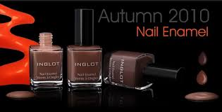 brown collection inglot nail enamels makeup4all