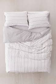 reversible stripe duvet cover urban outfitters
