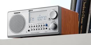 Under Cabinet Kitchen Radio Amazon Com Sangean Wr 2bk Fm Rbds Am Wooden Cabinet Digital