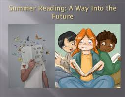 summer reading powerpoint template powerpoint template
