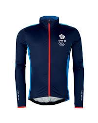cycling jacket blue men u0027s team gb cycling jacket aldi uk