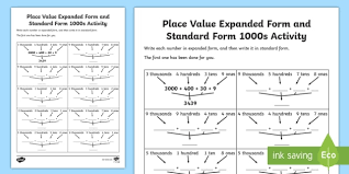 place value in expanded form au t2 m 2400 place value expanded form and standard form 1000s activity sheet ver 1 jpg