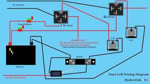 wiring of a hydrogen generator through a protuner controller