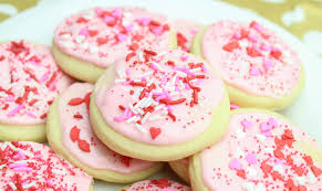 valentines day cookies s day soft sugar cookies pasadenadaisy