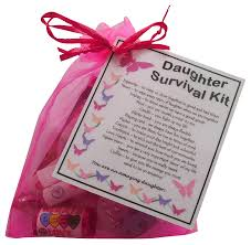 daughter survival kit gift great present for birthday christmas