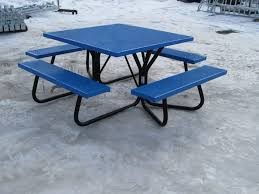 plastic convertible bench picnic table furniture pvc picnic table coated tables plastic folding costco