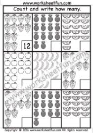 numbers 1 u2013 20 free printable worksheets u2013 worksheetfun