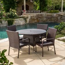 5 Piece Patio Dining Sets - 21 new patio dining sets reviews pixelmari com