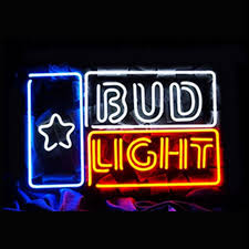 bud light neon light bud light neon light art neon signs for home neon light sign home
