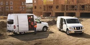 nissan van 12 passenger 2018 nissan nv cargo van and nv passenger van get a few updates