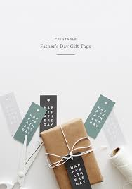 fathersday gifts printable s day gift tags almost makes