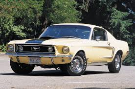 cobra mustang pictures 1968 ford mustang cobra jet mustang monthly magazine