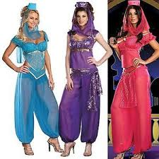 Princess Jasmine Halloween Costume Women 10 Genie Costume Ideas Harem Pants Pattern