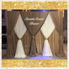Cheap Draping Material Wedding Draping Decor By Sweets Event Decor Tent Draping