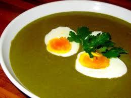 cuisiner oseille recette du velouté à l oseille aux œufs