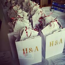 wedding gift gold best 25 wedding gift bags ideas on wedding hotel bags