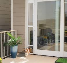 Best Sliding Patio Doors Reviews Dog Door For Sliding Glass Door Petsmart Best Dog Door For