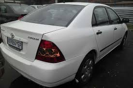 toyota corolla 68 2006 toyota corolla 160i gls sedan fwd cars for sale in