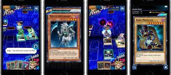 yugioh android konami revela que yu gi oh duel links estará disponível para